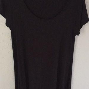 Socialite black dress
